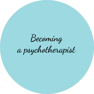 psychotherapy, psychology, becoming a psychotherapist, transactional analysis, journey