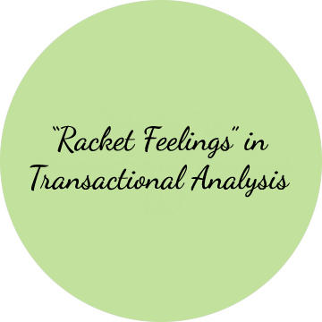 Racket, Transactional Analysis, T.A., Eric Berne, Feelings, Racket Feelings, Authentic Feelings